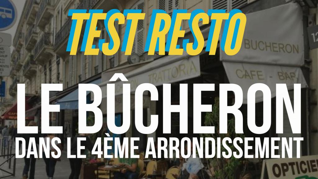 bucheron paris restaurant trattoria
