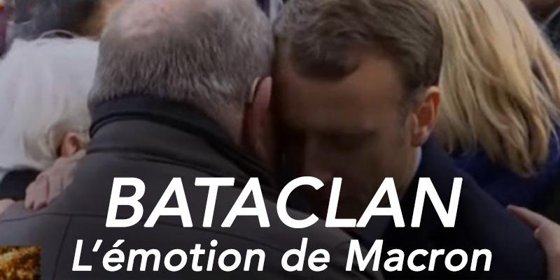 macron emotion