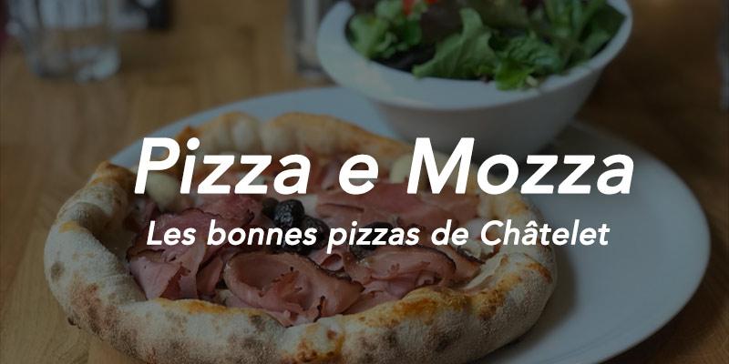 pizza e mozza