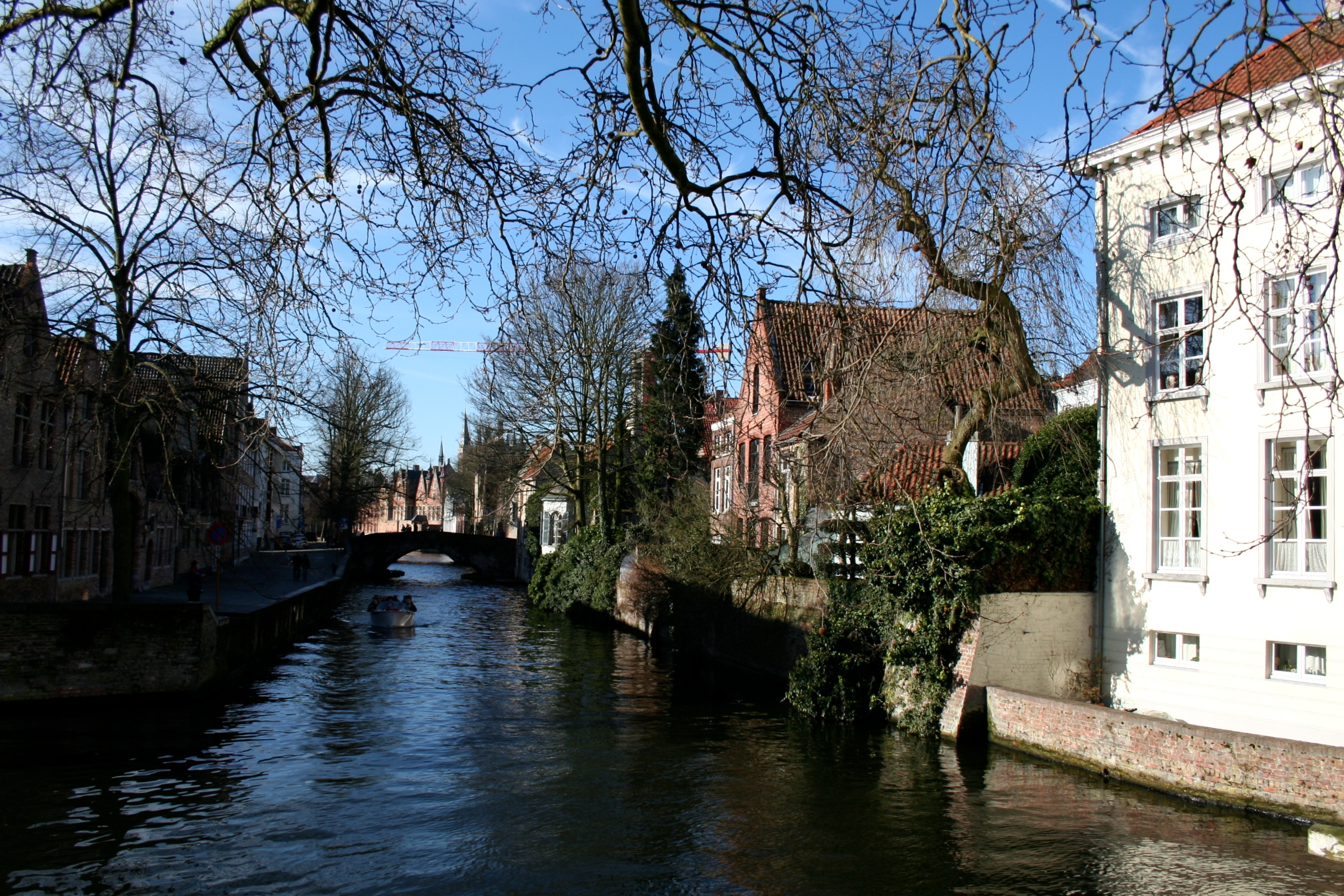 Canaux bruge