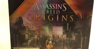 Assassins Creed Origins Cover