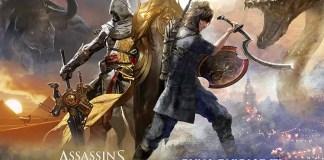Assassin's Creed Origins feat Final Fantasy XV