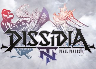 Dissidia Final Fantasy NT Cover