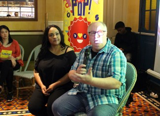Temu Media POPCON Asia 2018_Karan Ashley & David J. Fielding_01
