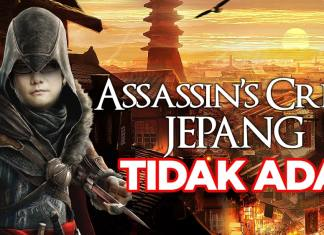 Assassins Creed Jepang