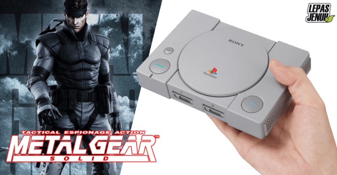 20 Game PlayStation Classic! GTA , Metal Gear Solid, dll