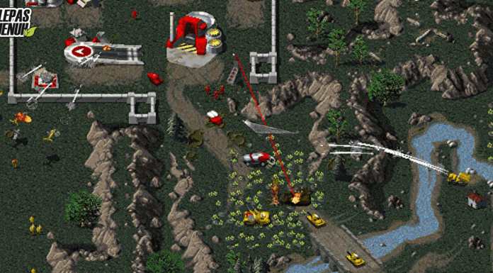 EA Umumkan Command & Conquer, Red Alert Remaster