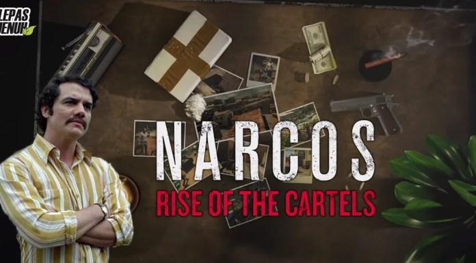 Netflix Narcos Akan Diadaptasi Menjadi Game