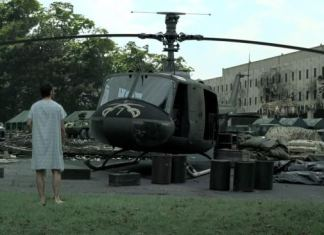 Rick Grimes Helikopter