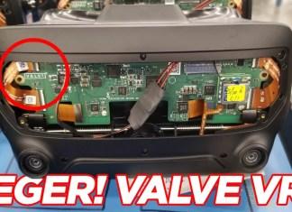 Bikin Geger! Headset VR Berlogo Valve Bocor