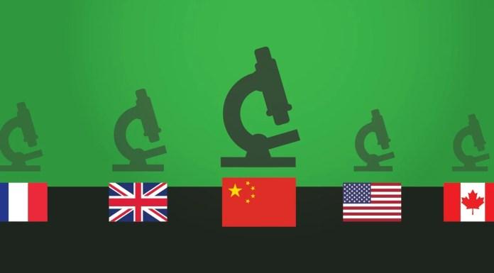 Cina vs Amerika AI