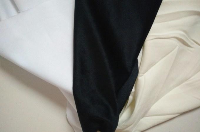 Choisir le bon tissu