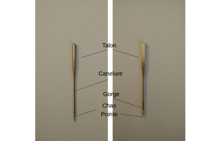 Comment choisir son aiguille de machine à coudre