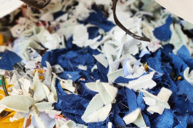4+1 idées utiles pour recycler vos chutes de tissus