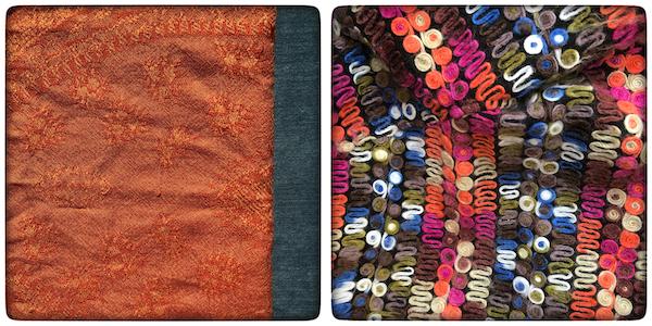 La texture des textiles