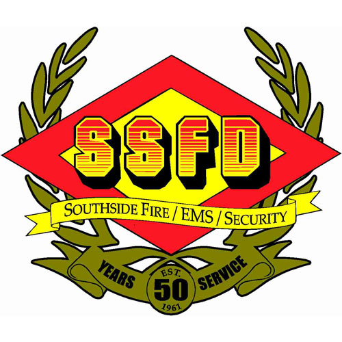 Southside Fire/EMS/Security Logo