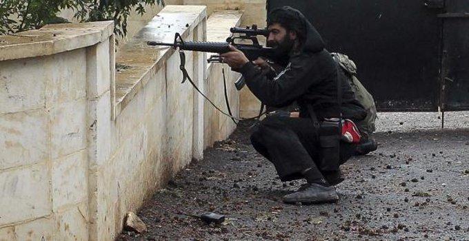 Armement des rebelles en Syrie : non !