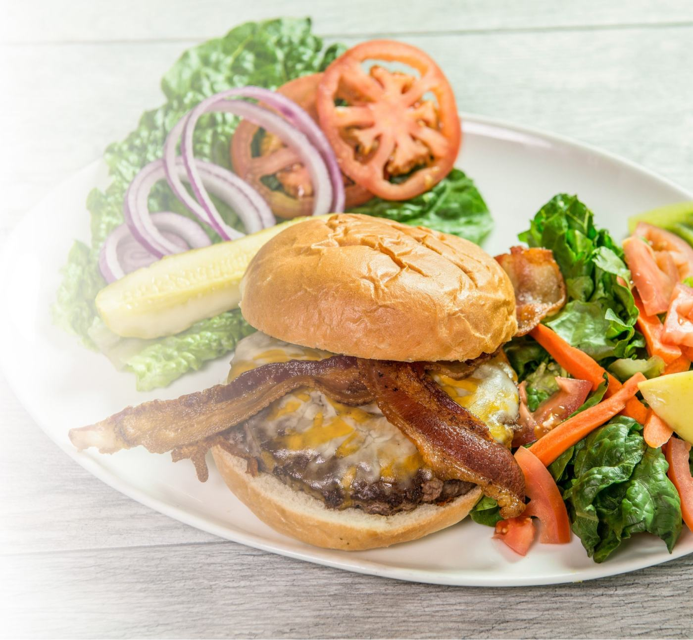 Burgers and crusty melts in Boulder