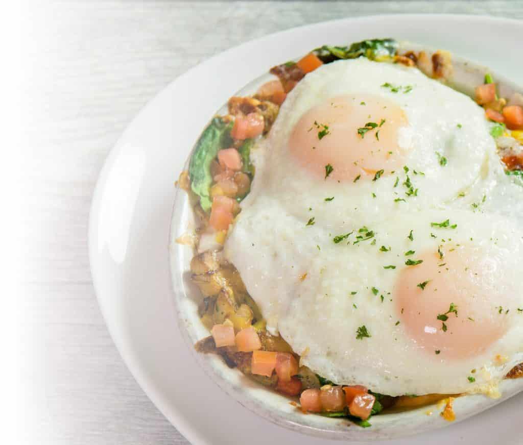 Gluten-free breakfast products