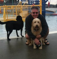 Maui & her Dad along with Mr Chester