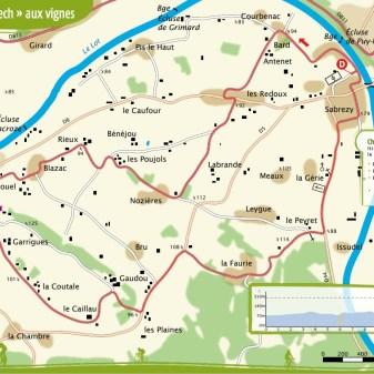 Puy-l'Évêque 13,5 km 1,15 Stunden Einfach