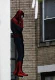 Tournage Spider-Man 2 01