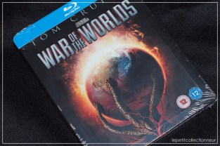 Steelbook La Guerre des Mondes (1)