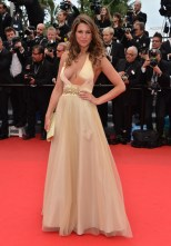 Laury Thilleman Cannes 2013
