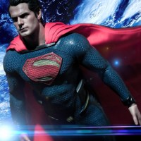 [Arrivage] HOT TOYS - Superman - Man of Steel MMS 200 - Échelle 1/6