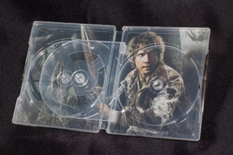 Steelbook Le Hobbit Import UK (7)