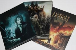 Steelbook Le Hobbit La Bataille des Cinq Armées (11)