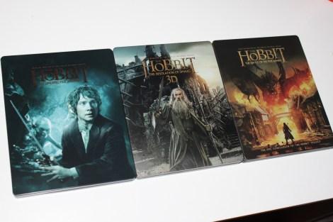 Steelbook Le Hobbit La Bataille des Cinq Armées (8)