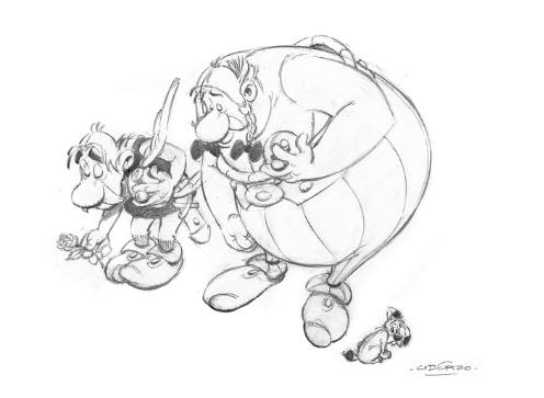 [EDITO] Astérix et Obélix sont orphelins