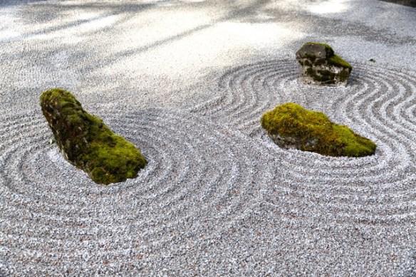 jardin zen ou jardin japonais le