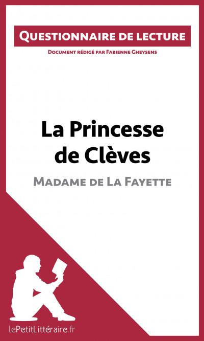 La Princesse De Clèves Résumé Détaillé : princesse, clèves, résumé, détaillé, Princesse, Clèves, (Madame, Fayette), Analyse, Complète, LePetitLitteraire.fr