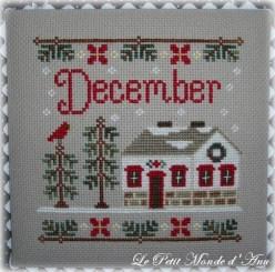 December Cottage