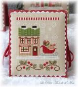 Santa's Sleighworks flatfold