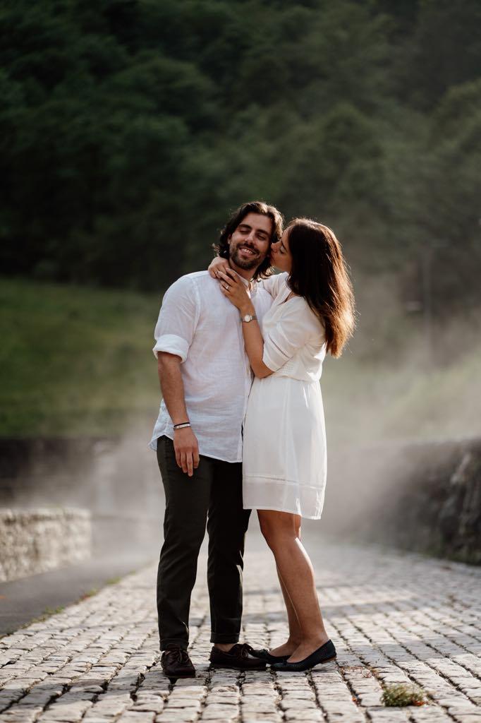 Il Prematrimoniale di Giacomo e Marina
