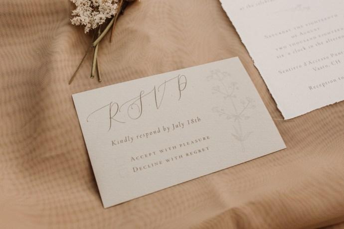 Elopement Abruzzo - stationery, Le Petit O weddings