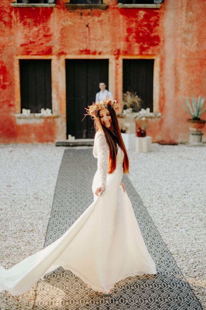 cerimonia matrimonio intimo le petit o