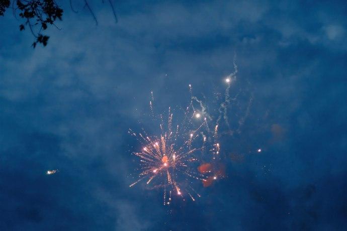 fuochi d'artificio Le Petit O