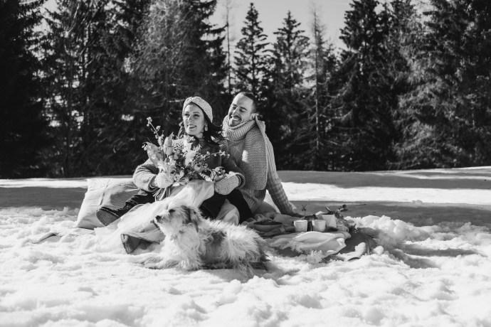 micro-wedding ispirazione Annie, Marco e Max