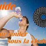 Rouler sous la chaleur : astuces et conseils