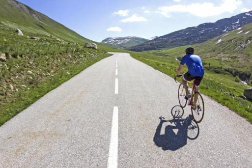 Hydratation col cyclisme