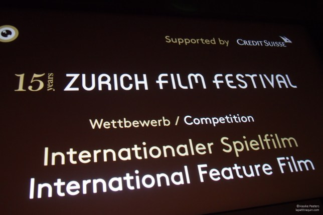 Zürich Film Festival (Le petit requin)