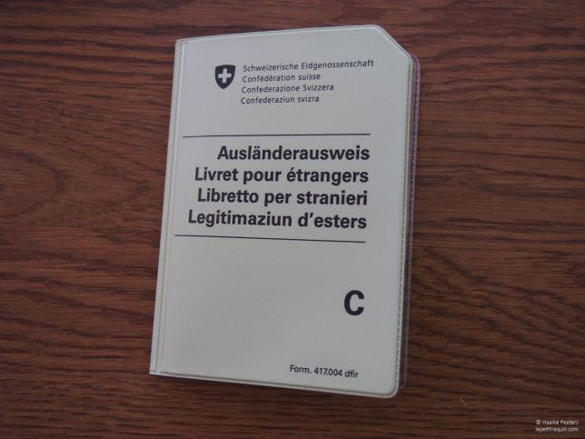 C-vergunning Zwitserland (Le petit requin)