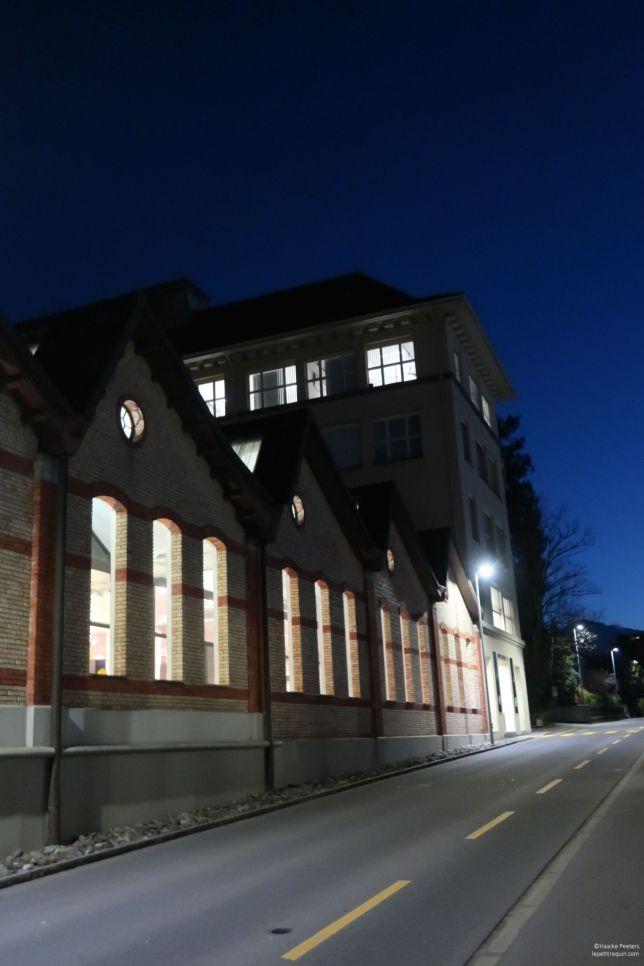 Denkmalpflege Kanton Zug (Le petit requin)
