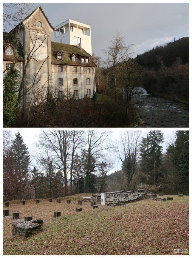 Wespi-Mühle Wüfllingen & Kloster Beerenberg (Le petit requin)