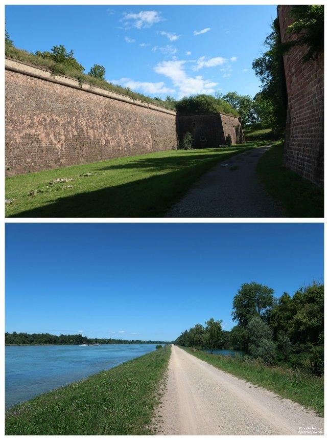 Vauban Neuf-Brisach / Rhein (Le petit requin)
