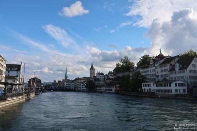 Zürich (Le petit requin)